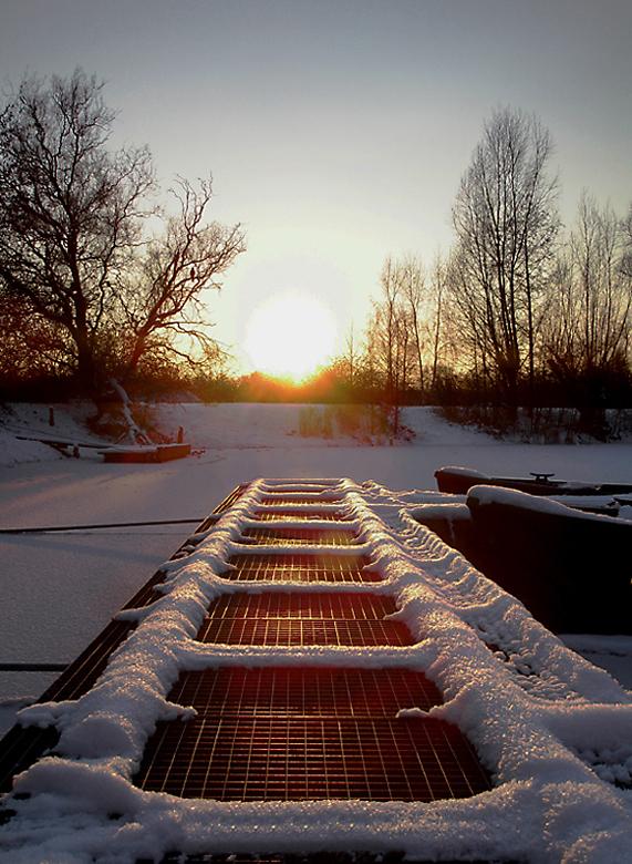 Sehr kalt - aber wunderschön