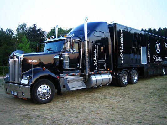 sehr nobler Truck
