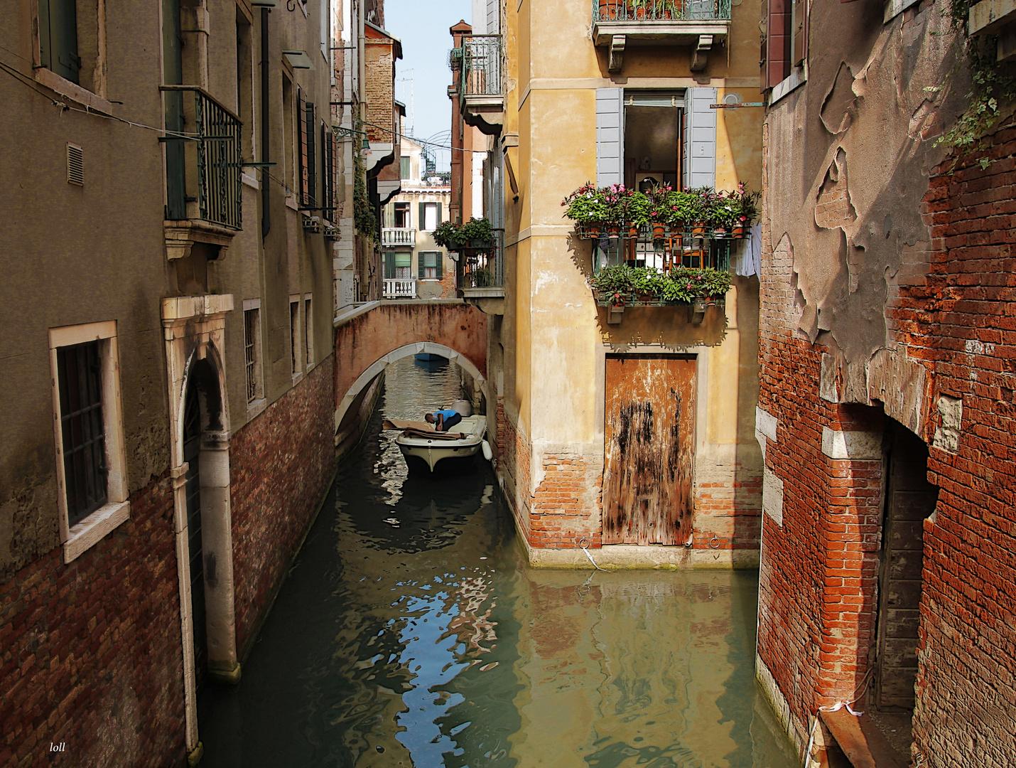 ...sei bella...Venezia...
