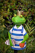 Sei mein Frosch!