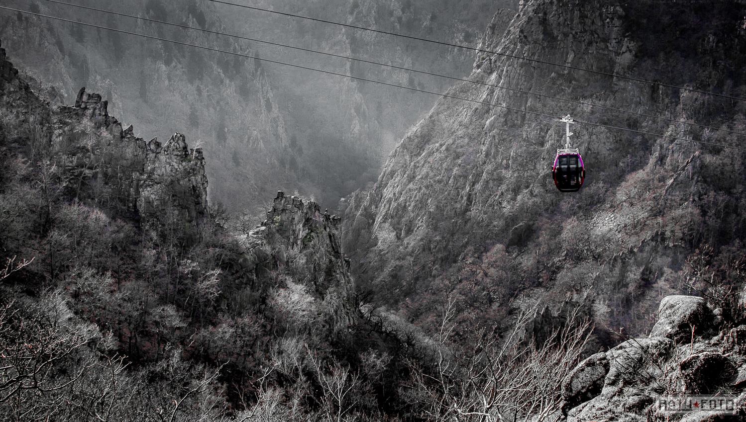 Seibahn in Thale