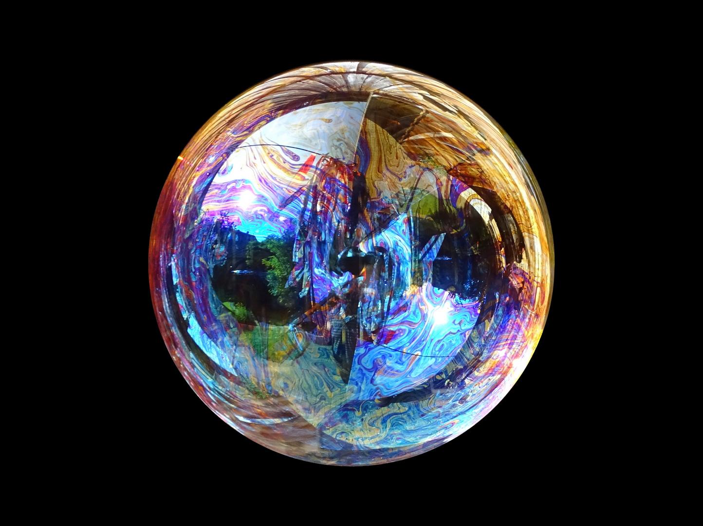 Seifenblase bunt foto bild spezial bunt farben for Seifenblasen auf englisch