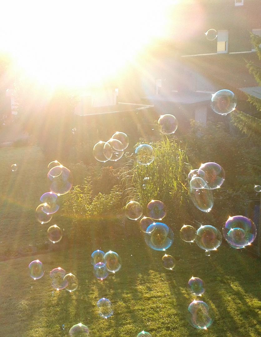 Seifenblasen c: