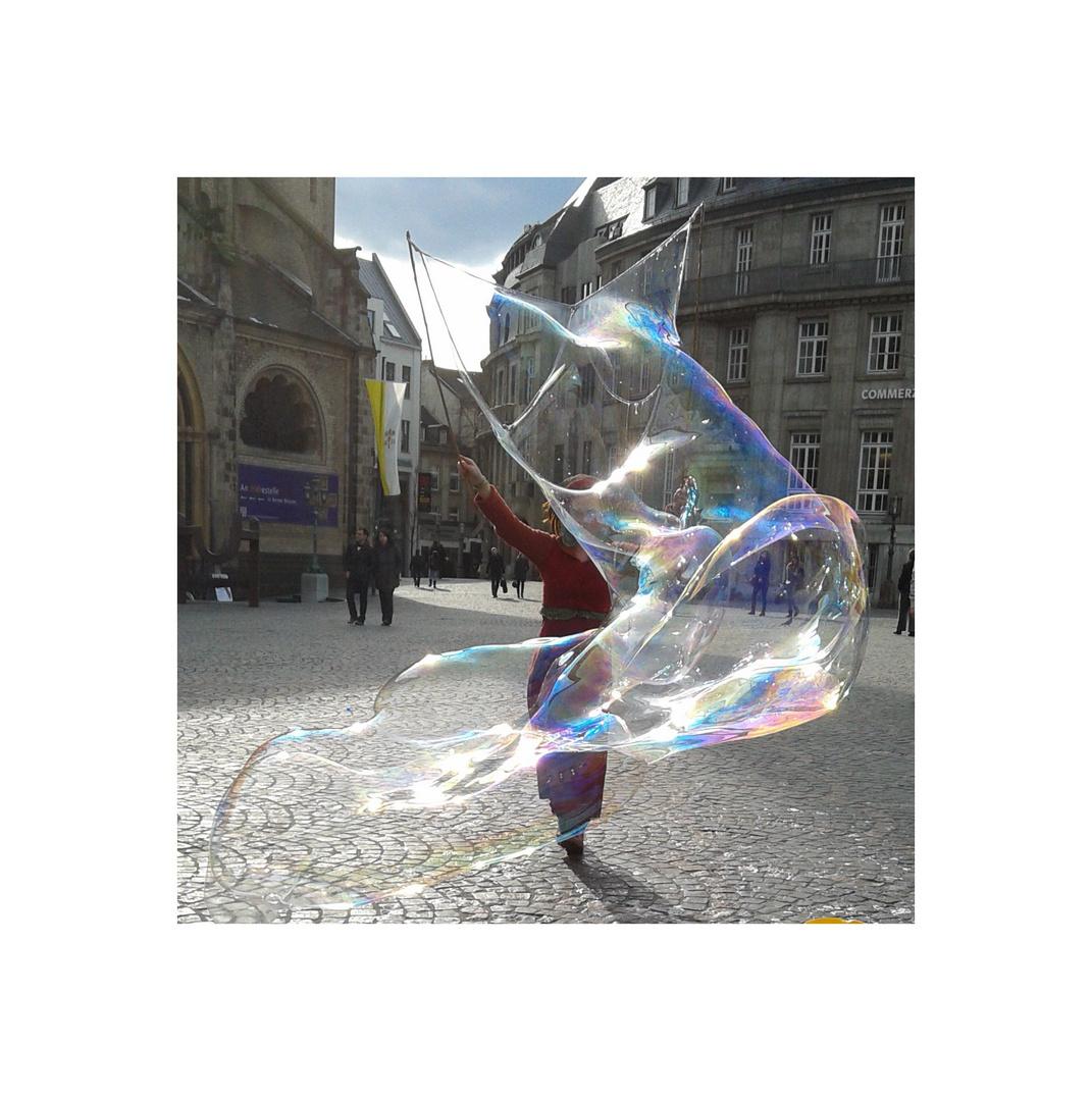Seifenblasen Nr. 2