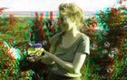 Seifenblasenlok (3D-Foto)