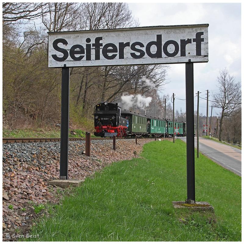 Seifersdorf - mal andersrum fotografiert