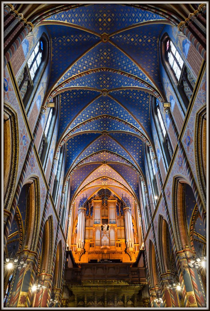 Seifert Orgel
