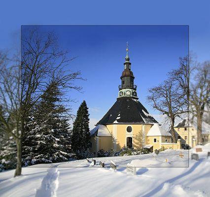 Seiffen - Kirche