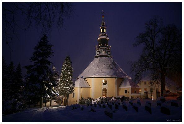 Seiffener Barockkirche