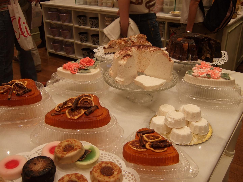 Seifiger Kuchen