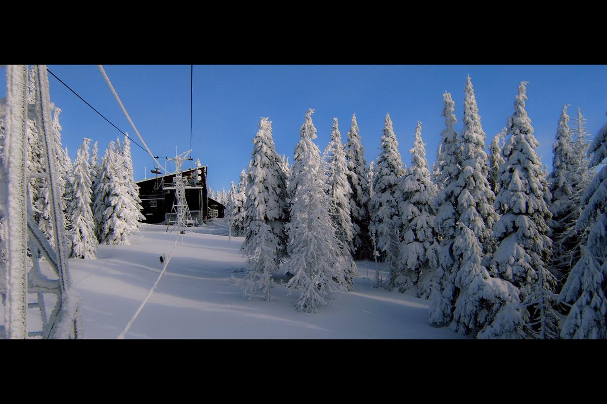 Seilbahn zur Schneekoppe