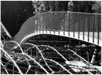 Seilnetzbrücke