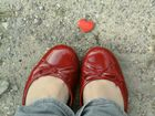 °sein Herz zu meinen Füßen