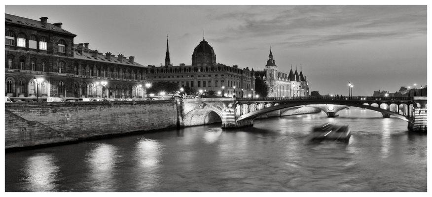 Seine de nuit