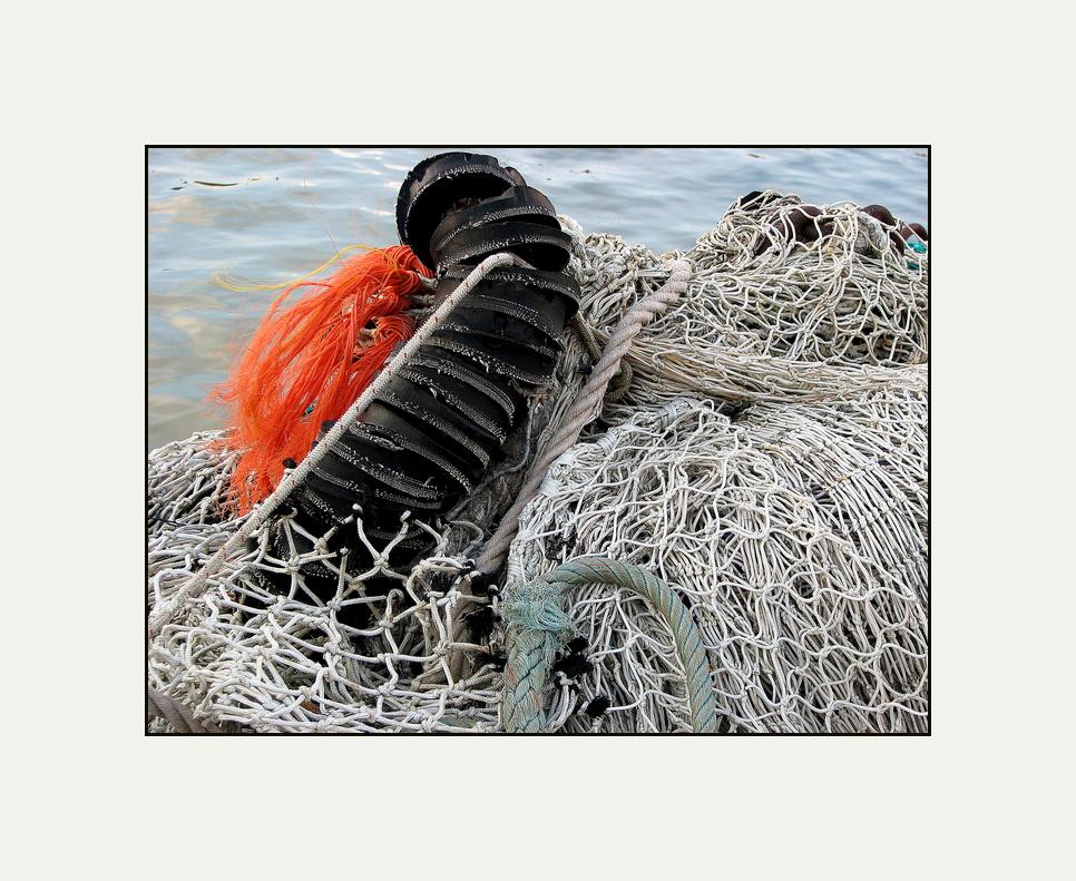 Seine Netze auswerfen