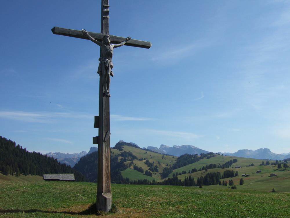 Seiser Alm, Südtirol - September 2007