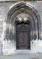 Seiteneingang des Ulmer Münster