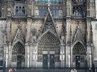 Seiteneingang Kölner Dom
