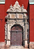 Seitenportal St. Jacobs Kirche