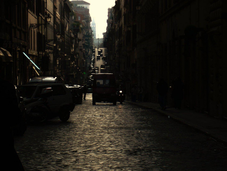 Seitenstraßen.