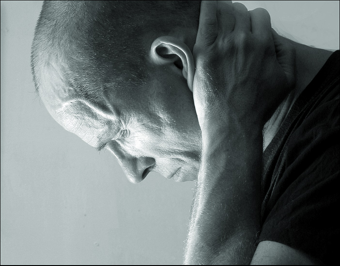selbstporträt ODER der unterdrückte zorn auf alles, was bremst
