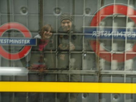 Selbstportrait London