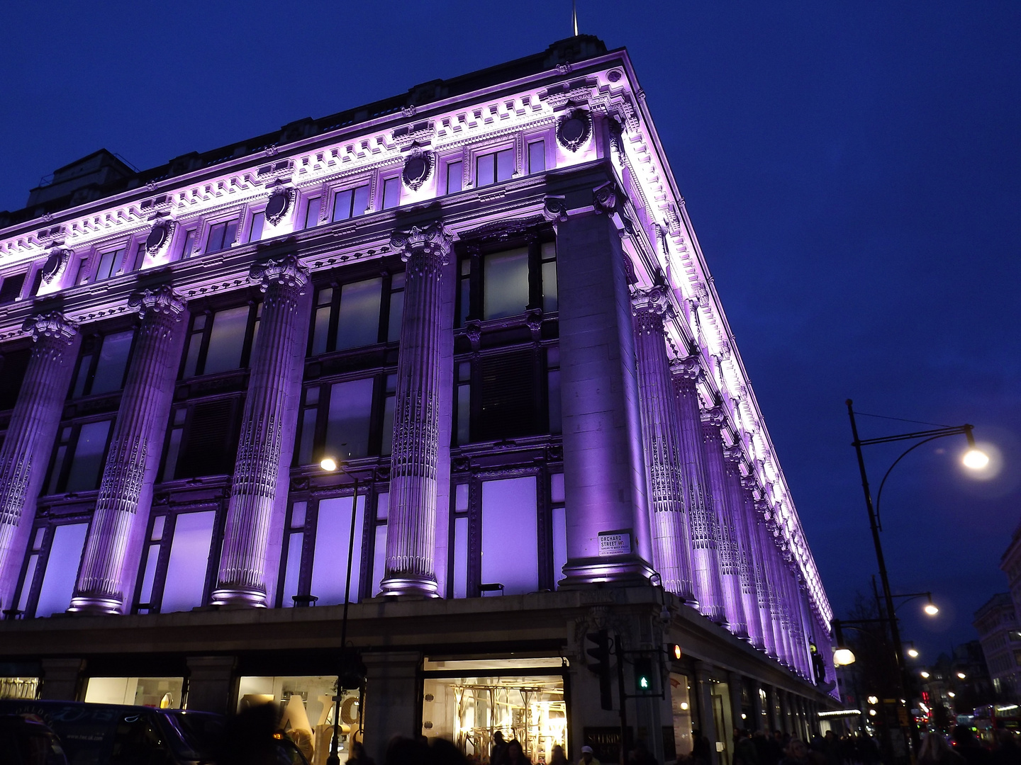 Selfridges - Oxford Street