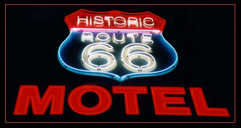 Seligman, AZ. - Historic Route 66
