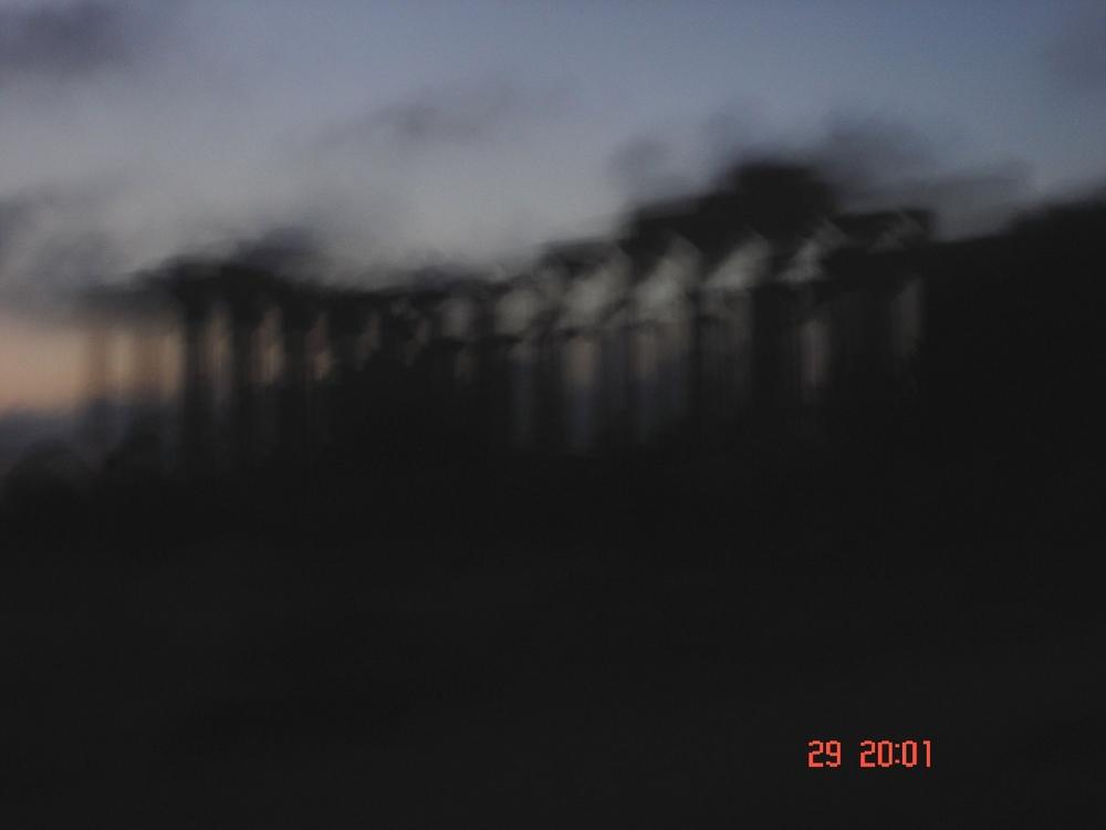 Selinunte by night