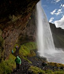 SELJALANDFOSS - ICELAND
