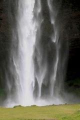 Seljalandfoss Wasserfall 1