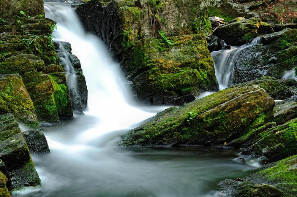 Selkewasserfall.
