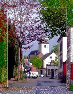 "Selm Streifzüge ""Tor zum Dorf"" in Selm-Bork"