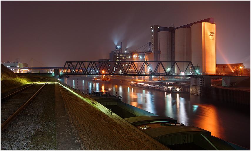 SELS - Neusser Hafen XXVII - Fotohome Sammlung