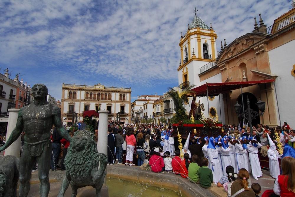 Semaine sainte à Ronda