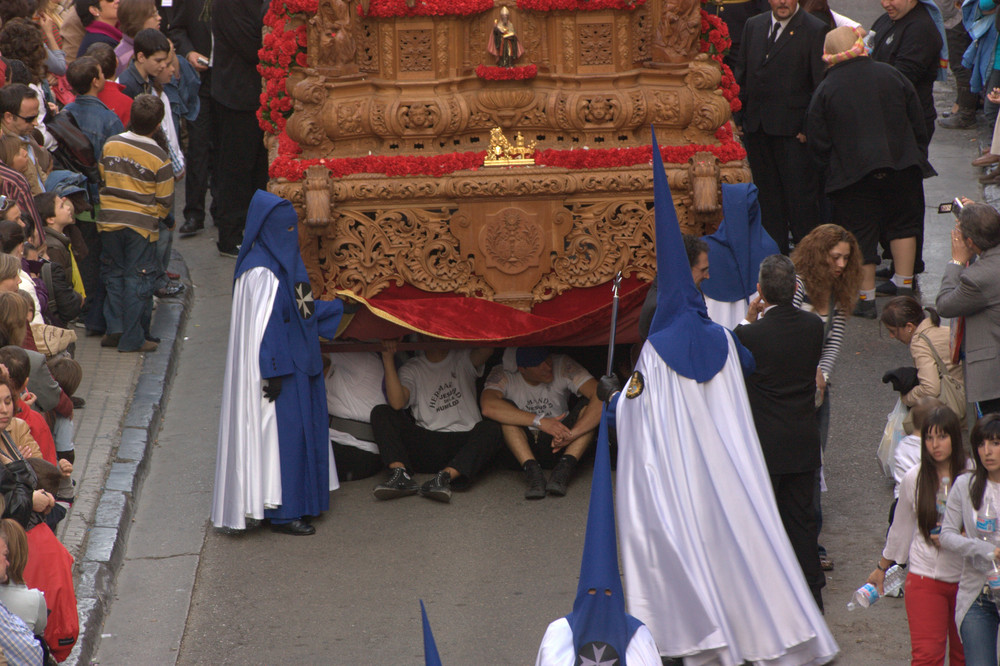 Semana Santa 2009 Zaragoza