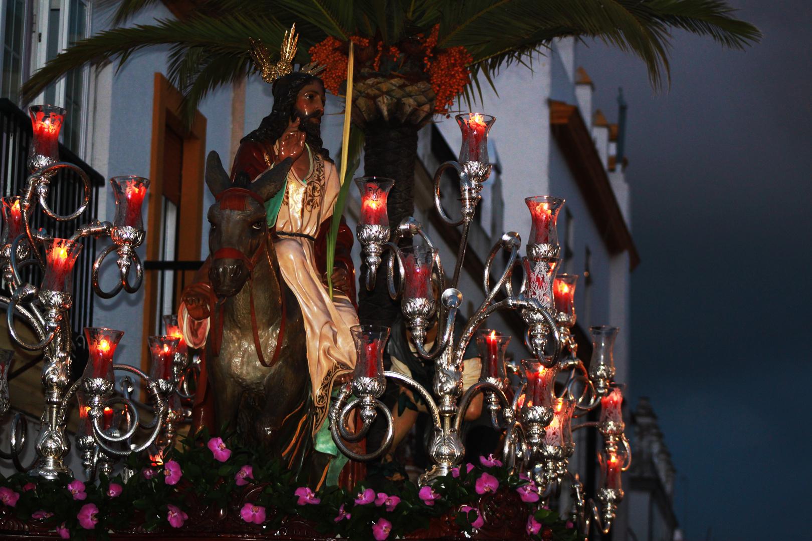 semana santa 2012 borriquita