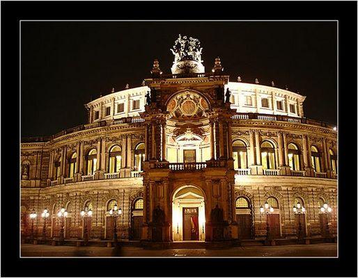 Semper Oper 2005