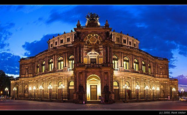 Semperoper - Dresden (#2)