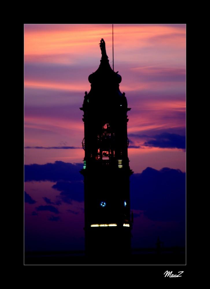 Sempre Bollate e sempre tramonto...