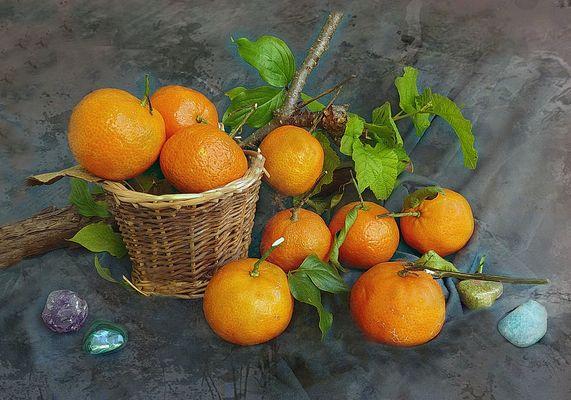 Sencillamente mandarinas