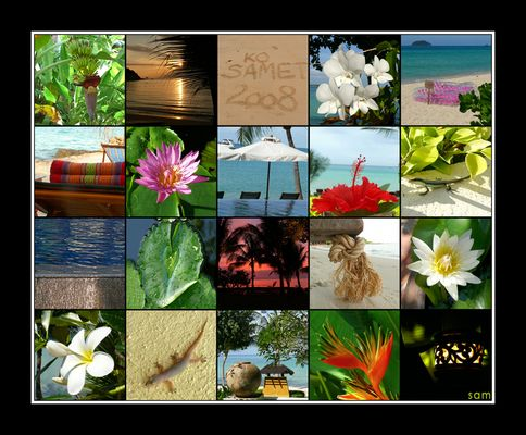 send me a postcard from samet