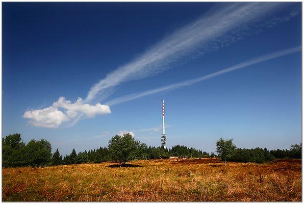 Sendeturm auf der Hornisgrinde