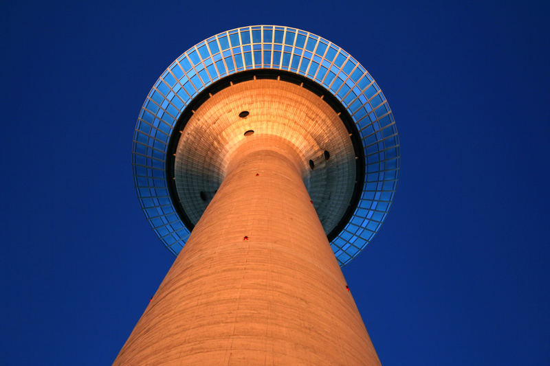 Sendeturm in Düsseldorf