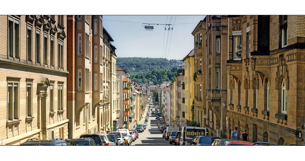 Senefelderstraße