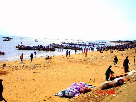 Senegal..