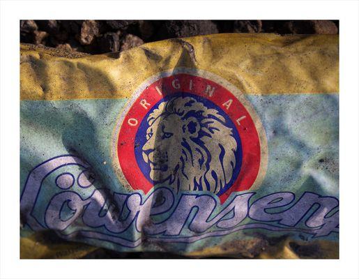 Senf vom Löwen