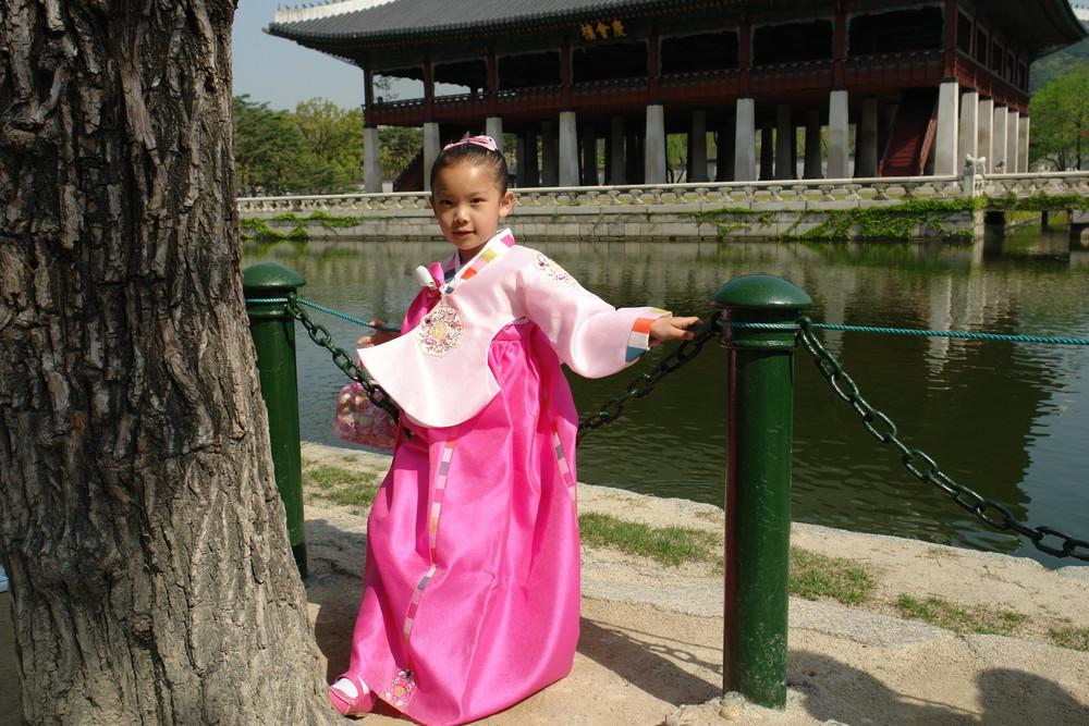 Seoul 2006 Korean Child