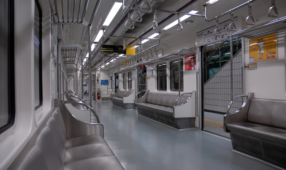 Seoul (Southkorea) Subway