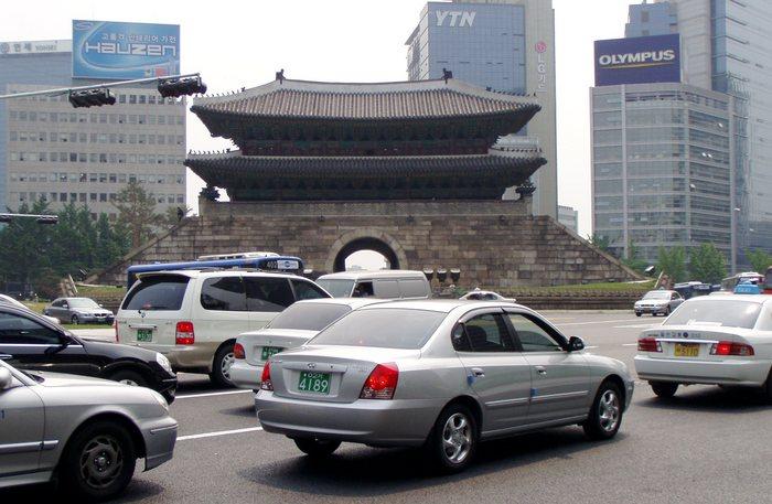 Seoul Stadttor